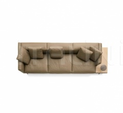 Модульный диван Dock alto фабрика B&B Italia