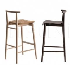 Итальянские барные стулья - Барный стул Jens фабрика B&B Italia