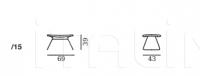 Кресло DS-515 De Sede