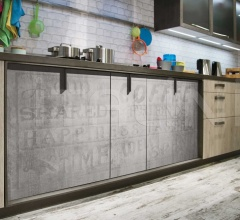 Кухня LOFT 01 фабрика Snaidero