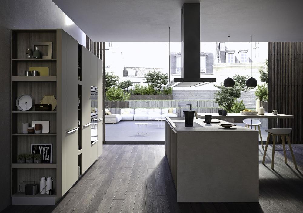 Кухня FEEL 02 Snaidero