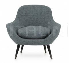 Кресло CLUB 9633P фабрика Seven Sedie