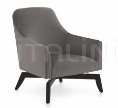Кресло ALESSIA 0724P фабрика Seven Sedie