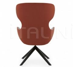 Кресло IRIS 0723P фабрика Seven Sedie