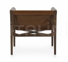 Кресло BRASILIA 0745P фабрика Seven Sedie