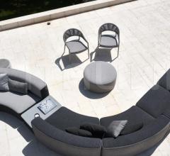 Модульный диван BELT фабрика Varaschin