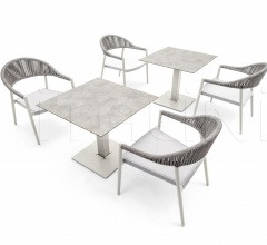 Барный стол TUXEDO LOW фабрика Varaschin