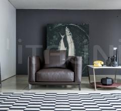 Модульный диван Bowie фабрика Alberta Salotti