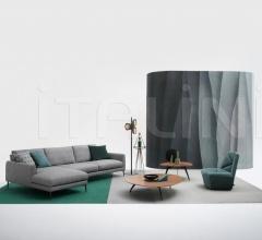 Модульный диван Vega фабрика Alberta Salotti
