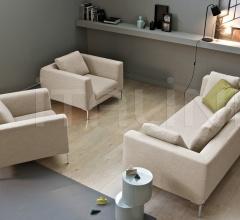 Модульный диван Collins фабрика Alberta Salotti
