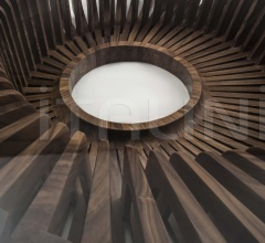 Кофейный столик YIN & YANG COFFEE TABLE фабрика Riva 1920
