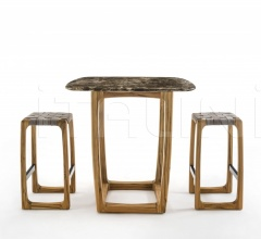 Барный стол BUNGALOW BAR TABLE фабрика Riva 1920