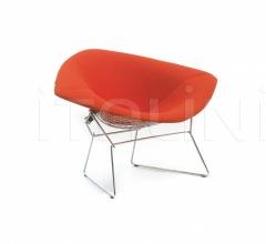 Кресло Bertoia Large Diamond Chair фабрика Knoll