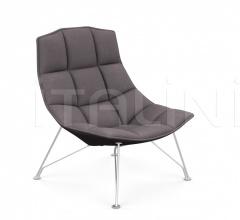 Кресло Jehs+Laub Lounge Collection фабрика Knoll