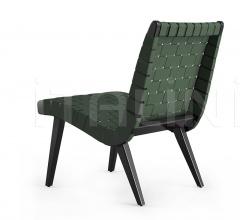 Кресло Risom Lounge Chair фабрика Knoll