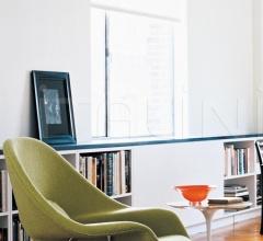 Кресло Saarinen Womb Chair and Settee Relax фабрика Knoll