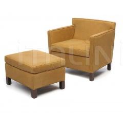 Кресло Krefeld Lounge Chair фабрика Knoll