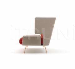 Диван Architecture & Associes Sofa фабрика Knoll