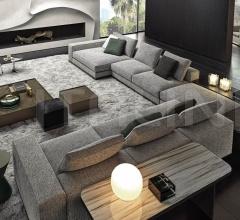 Модульный диван West фабрика Minotti