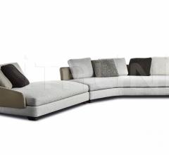 Модульный диван Lawson фабрика Minotti