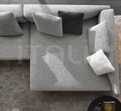 Модульный диван Granville фабрика Minotti