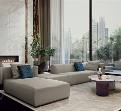 Модульный диван W 543 - MI фабрика Longhi