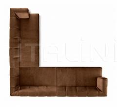 Модульный диван Fiona Soft фабрика Gallotti&Radice