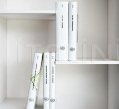 Книжный стеллаж Step фабрика Desalto