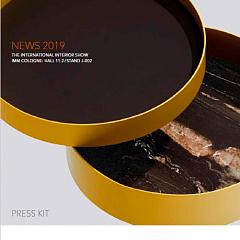 Draenert – инновации Product&Material 2019 - Итальянская мебель