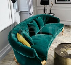 Трехместный диван 34103/D3 фабрика Angelo Cappellini