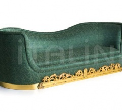 Трехместный диван 34102/D3 фабрика Angelo Cappellini