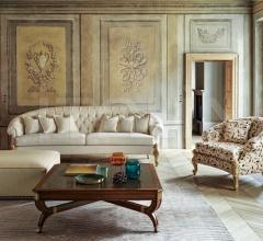 Трехместный диван 34103/D3I фабрика Angelo Cappellini