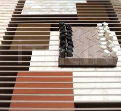 Итальянские игровая комната - Шахматы CHECK-MATE фабрика Giorgetti