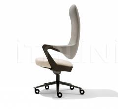 Итальянские кресла офисные - Кресло SPRINGER фабрика Giorgetti