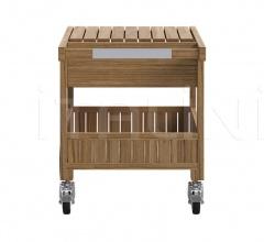 Сервировочный стол Desert Trolley фабрика Atmosphera