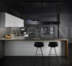 Кухня Volumi фабрика Key Cucine