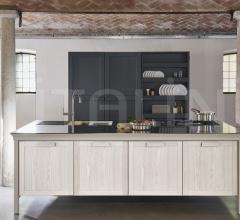 Кухня Metalwood фабрика Key Cucine