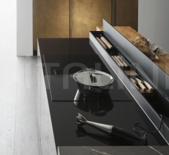 Кухня Artematica Distressed Brass фабрика Valcucine