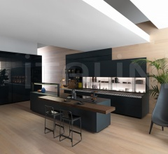 Кухня Genius Loci V-Motion фабрика Valcucine