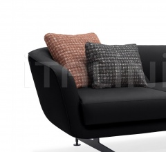 Трехместный диван Betty фабрика Kartell