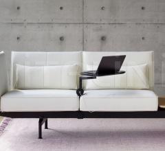Модульный диван SOFT WORK фабрика Vitra