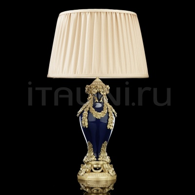 Настольная лампа Ginevra A1-2005/2/BL