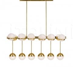 Подвесной светильник Prometeo A5-PT-BR-GL фабрика Badari Lighting
