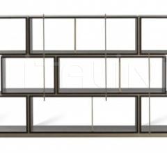 Книжный стеллаж BARREL HE750 фабрика Mobilidea