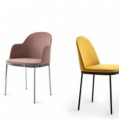 Стул Precious от Moroso - Итальянская мебель