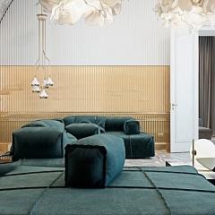 Boca do Lobo в новом Итальянском Доме - Итальянская мебель