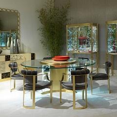 Коллекция Fuji из гравированного стекла от Jumbo Collection - Итальянская мебель