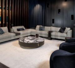 Модульный диван Wembley фабрика Pregno