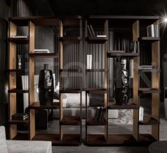 Книжный стеллаж ECLIPSE фабрика Pregno