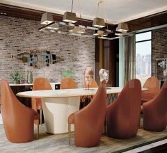 Стол обеденный AMAZON фабрика Pregno